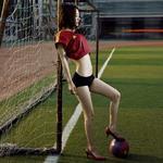 足球宝贝壁纸