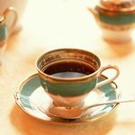 家居壁纸:漂亮的咖啡杯
