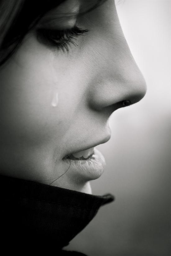 微笑的眼泪